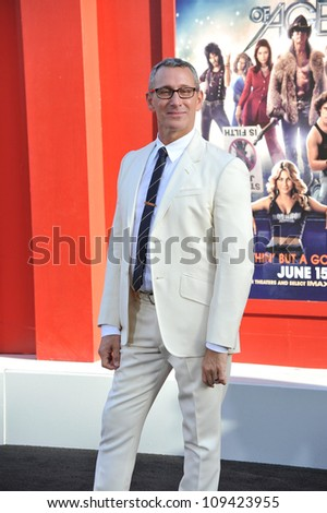 "Director Adam Shankman at the world premiere of his new movie ""Rock of Ages"" at Grauman's Chinese Theatre, Hollywood. June 9, 2012  Los Angeles, CA Picture: Paul Smith / Featureflash"