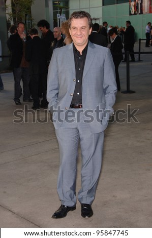 "Director ALEJANDRO AGRESTI at the world premiere, in Hollywood, of his new movie ""The Lake House"". June 13, 2006  Los Angeles, CA  2006 Paul Smith / Featureflash"