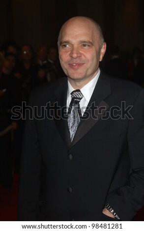 Director ANTHONY MINGHELLA at the 18th Annual American Cinematheque Gala honoring Nicole Kidman. November 14, 2003  Paul Smith / Featureflash