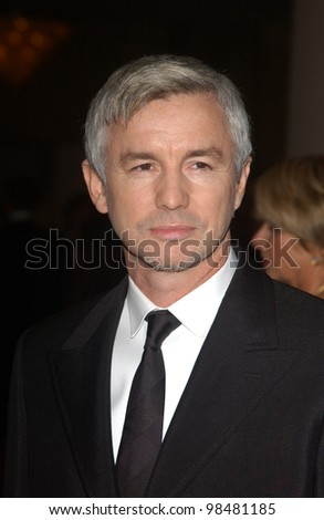 Director BAZ LUHRMANN at the 18th Annual American Cinematheque Gala honoring Nicole Kidman. November 14, 2003  Paul Smith / Featureflash