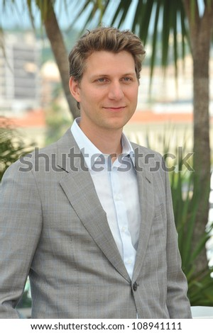 "Director Jeff Nichols at the photocall for his new movie ""Mud"" in competition at the 65th Festival de Cannes. May 26, 2012  Cannes, France Picture: Paul Smith / Featureflash"