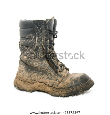 Muddy boots dating