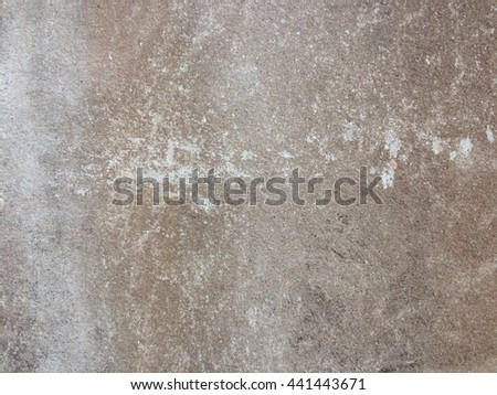 Dirty concrete wall texture background outdoors