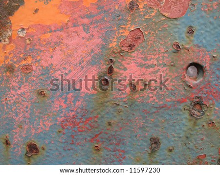 dirty corroded background