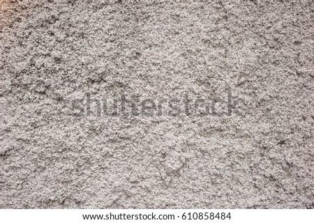 Dirty Dark White Paint Concrete Wall Stock Photo Royalty Free