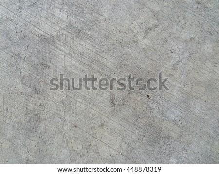 Dirty Gray Concrete Floor Texture Background
