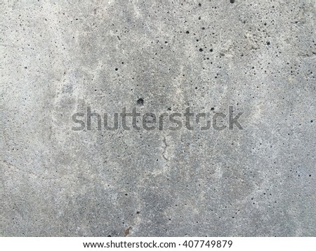 Dirty gray concrete wall texture background