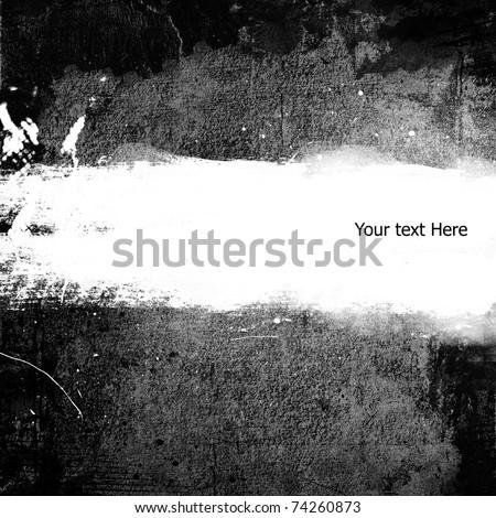 Dirty grunge background - stock photo