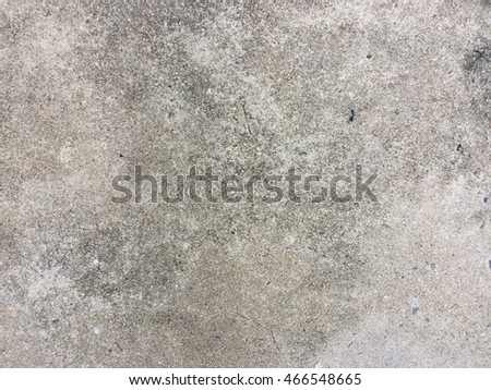 Dirty grunge cement floor backdrop for texture and background