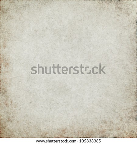 dirty leather texture as white grunge background - stock photo