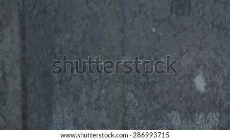 dirty metal - stock photo