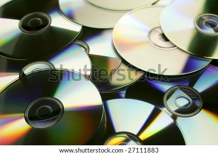 disc background