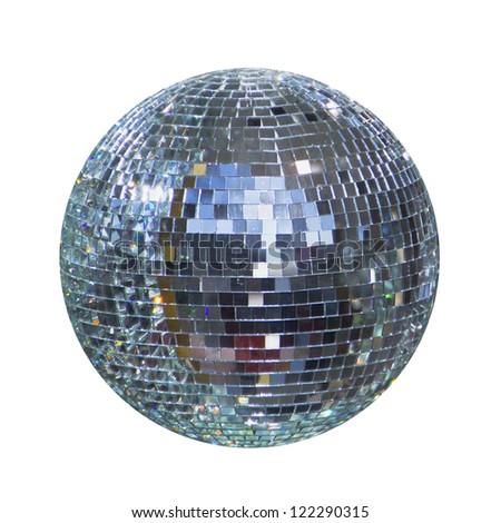 disco  ball, sphere - stock photo