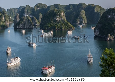 Discovering Ha Long Bay