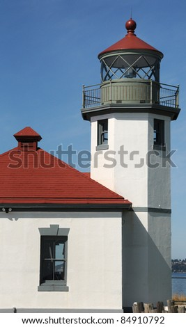 Discovery Park Lighthouse, Seattle