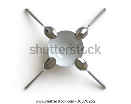 dish. In my portfolio there is collection of pictures of tablewares. You only enter IN a SEARCH the Photographer Name: PAVEL IGNATOV and keyword: TABLEWARE - stock photo