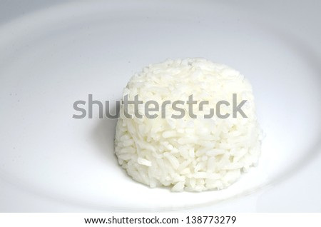 Dish of Rice