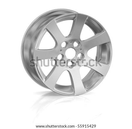 Disk of a wheel