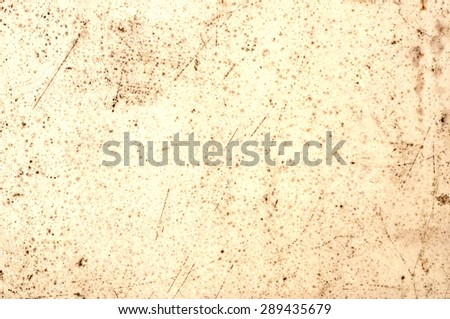 Distress beige grunge texture for your design. - stock photo