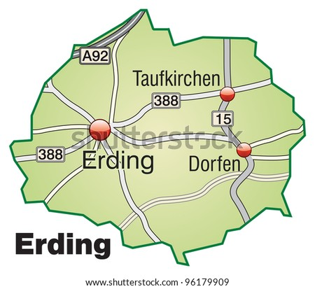 District of Erding, Bavaria, Germany