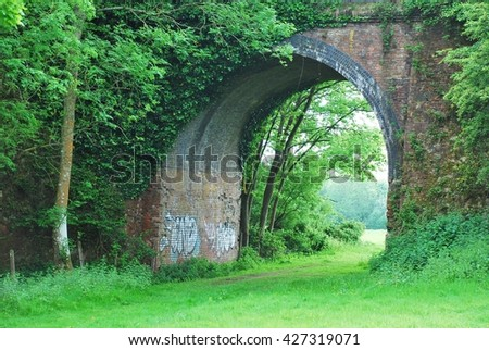 Disused Railway tunnel