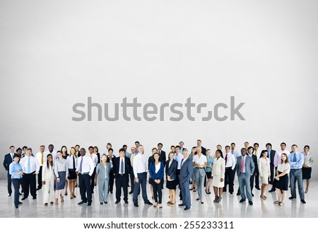 Diversity Business People Community Corporate Team Concept - stock photo