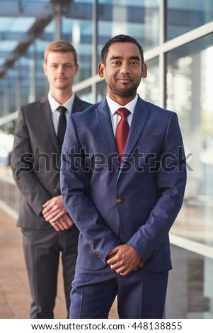 Diversity is their strong point in business - stock photo