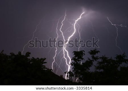 Lightning Rod Stock Images Royalty Free Images Amp Vectors