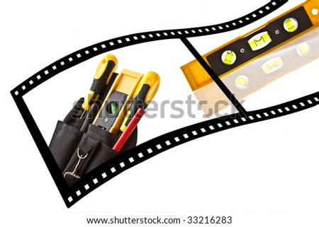 DIY Film Strip Stock Photo (Royalty Free) 33216283 - Shutterstock