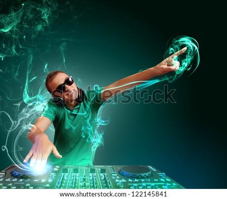 DJ CD / Mixer Combo Players
