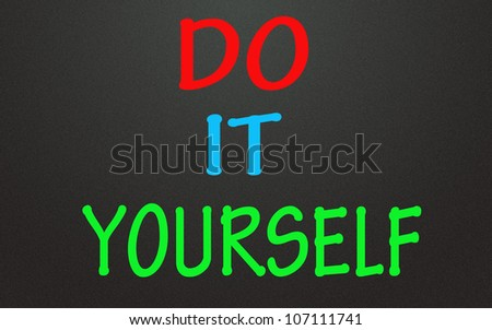 Do it yourself stock photos images amp pictures shutterstock
