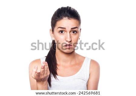 Do you really think so? - stock photo