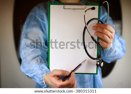 doctor cardiologist stethoscope file