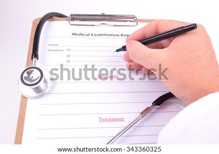 Medical Certificate Stock Images, Royalty-Free Images & Vectors