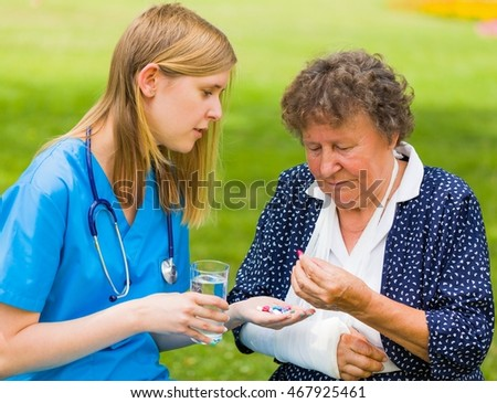 Stp5 doctor gives old man the very best treatment 2