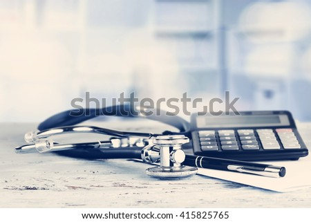 doctor office  - stock photo