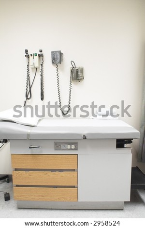 Doctor's Office - stock photo