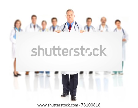 Doctors - stock photo