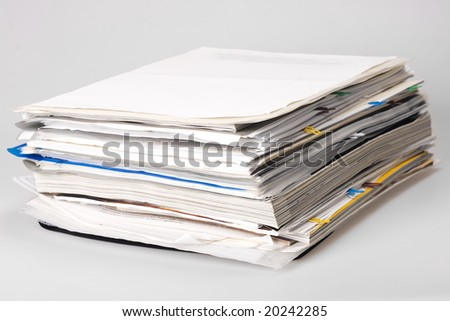 Documents stack