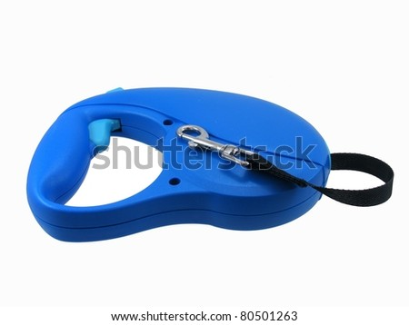 Dog Lead - stock photo