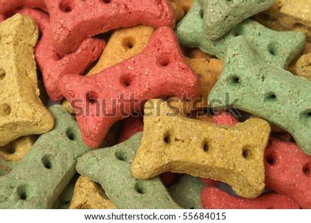 Dog Treats - stock photo