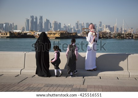Lastest South Africans In Qatar