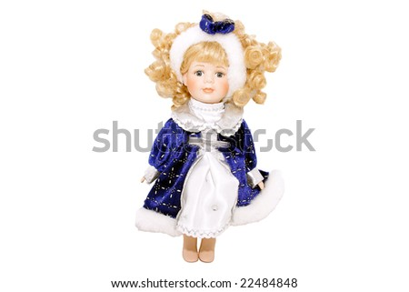 Doll - stock photo