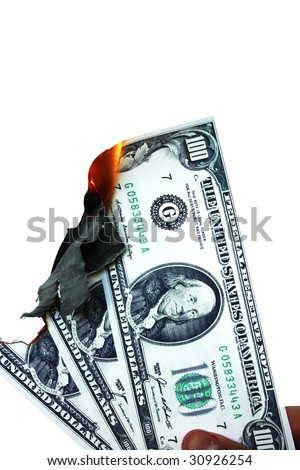 dollar - stock photo
