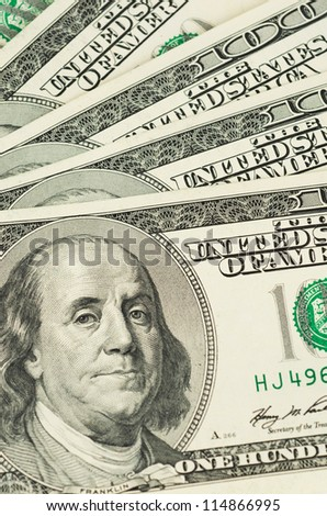 dollar banknote