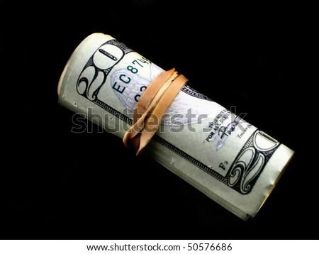 Dollar Bils - stock photo