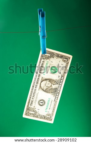 Dollar on the wire
