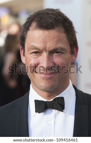 Dominic West arriving  for the 2012 BAFTA Television Awards Royal Opera House, Southbank London. 27/05/2012 Picture by: Simon Burchell / Featureflash - stock photo