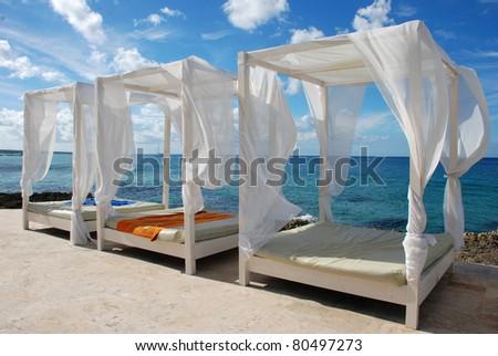 dominican republic - stock photo