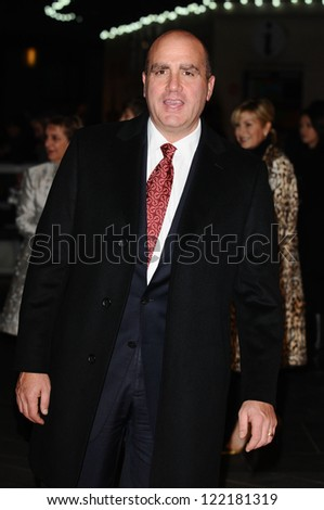 "Don Granger arrives for the ""Jack Reacher"" premiere at the Odeon Leicester Square, London. 10/12/2012 Picture by: Steve Vas"
